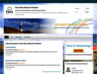 farorecruitment.anphabe.com screenshot