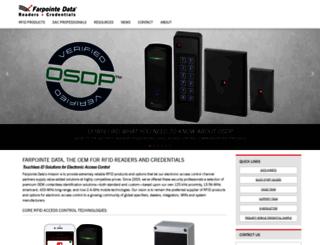 farpointedata.com screenshot