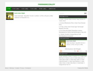 farrasreizaldy.blogspot.com screenshot