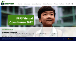 farrerparkpri.moe.edu.sg screenshot