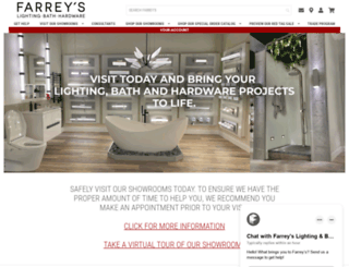 farreys.com screenshot