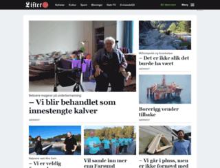 farsunds-avis.no screenshot