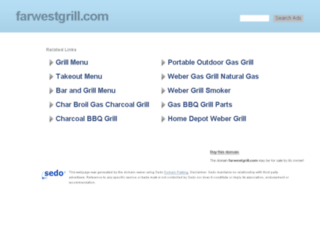 farwestgrill.com screenshot