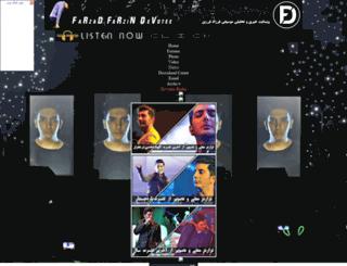 farzadfarzin-azf.rozblog.com screenshot