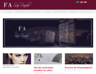 fasaopaulo.com.br screenshot