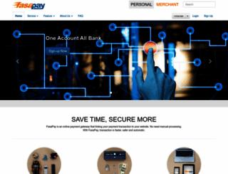 fasapay.com screenshot