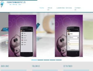 fasbain.com screenshot