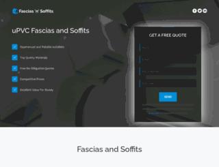 fascias-n-soffits.com screenshot