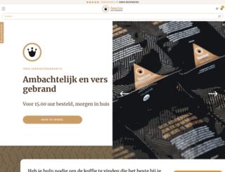 fascino-coffee.net screenshot