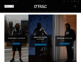 fascwear.com screenshot