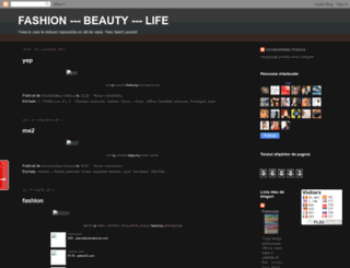 fashion-beauty-life.blogspot.com screenshot