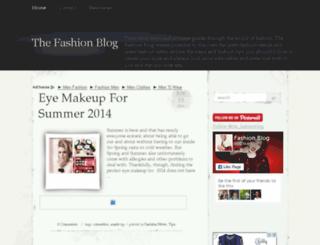 fashion-blog.us screenshot