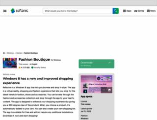 fashion-boutique.en.softonic.com screenshot