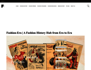 fashion-era.com screenshot