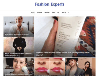 fashion-experts.com screenshot