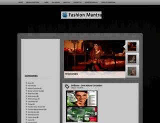 fashion-pakistan-mantra.blogspot.com screenshot