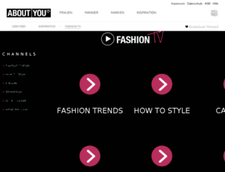 fashion-tv.vstores.net screenshot