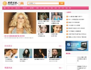 fashion.mytv365.com screenshot