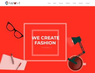 fashion1bd.com screenshot