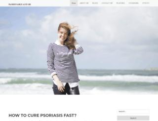 fashionableandme.com screenshot