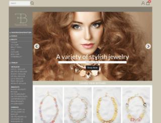 fashionbella.com screenshot