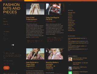 fashionbitsandpieces.wordpress.com screenshot