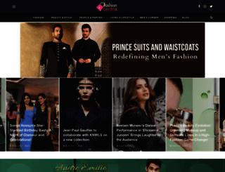 fashioncentral.pk screenshot