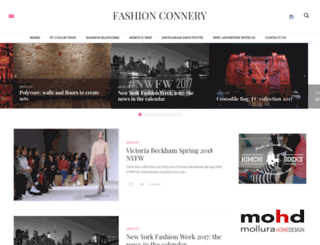 fashionconnery.com screenshot