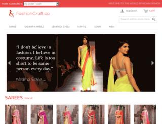 fashioncraft.co screenshot