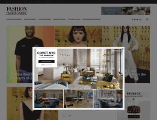 fashiondesignweeks.com screenshot