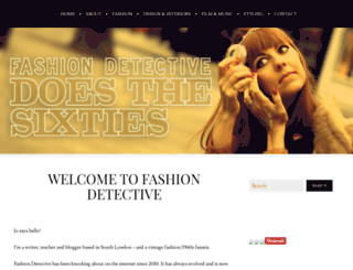 fashiondetective.co.uk screenshot
