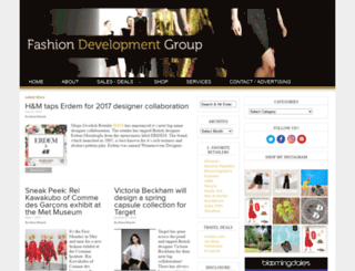 fashiondevelopmentgroup.com screenshot