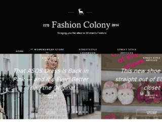 fashiondome.co.uk screenshot