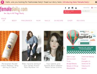 fashionesedaily.com screenshot