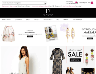 fashionfiesta.com screenshot