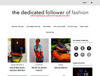 fashionfollower.com screenshot