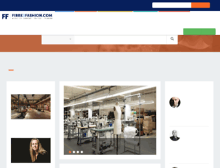 fashiongear.fibre2fashion.com screenshot