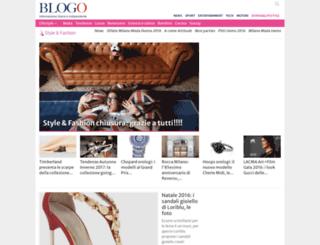 fashionidentity.blogosfere.it screenshot