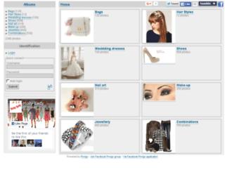 fashionil.com screenshot