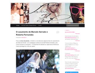 fashioniscool.wordpress.com screenshot
