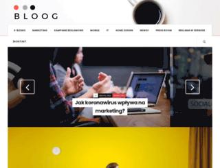 fashionismblog.bloog.pl screenshot