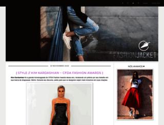 fashionjacket.blogspot.com.br screenshot