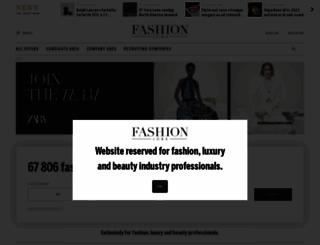 fashionjobs.com screenshot