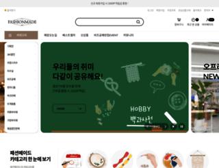 fashionmade.co.kr screenshot