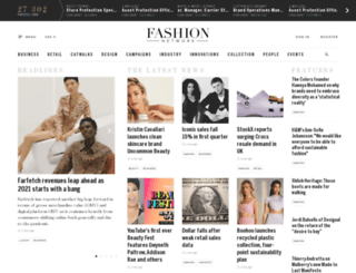 fashionmag.com screenshot