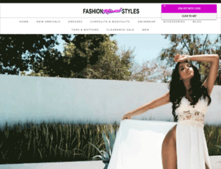 fashionmiamistyles.com screenshot