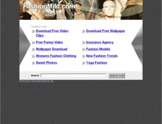 fashionmild.com screenshot
