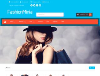 fashionminia.com screenshot