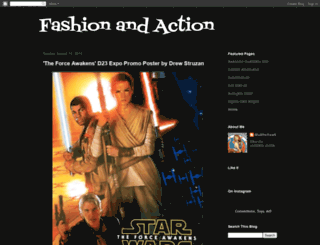 fashionnaction.blogspot.lt screenshot