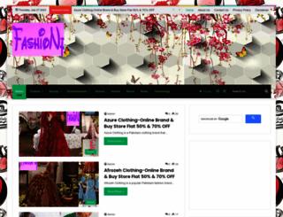fashionpk.pk screenshot